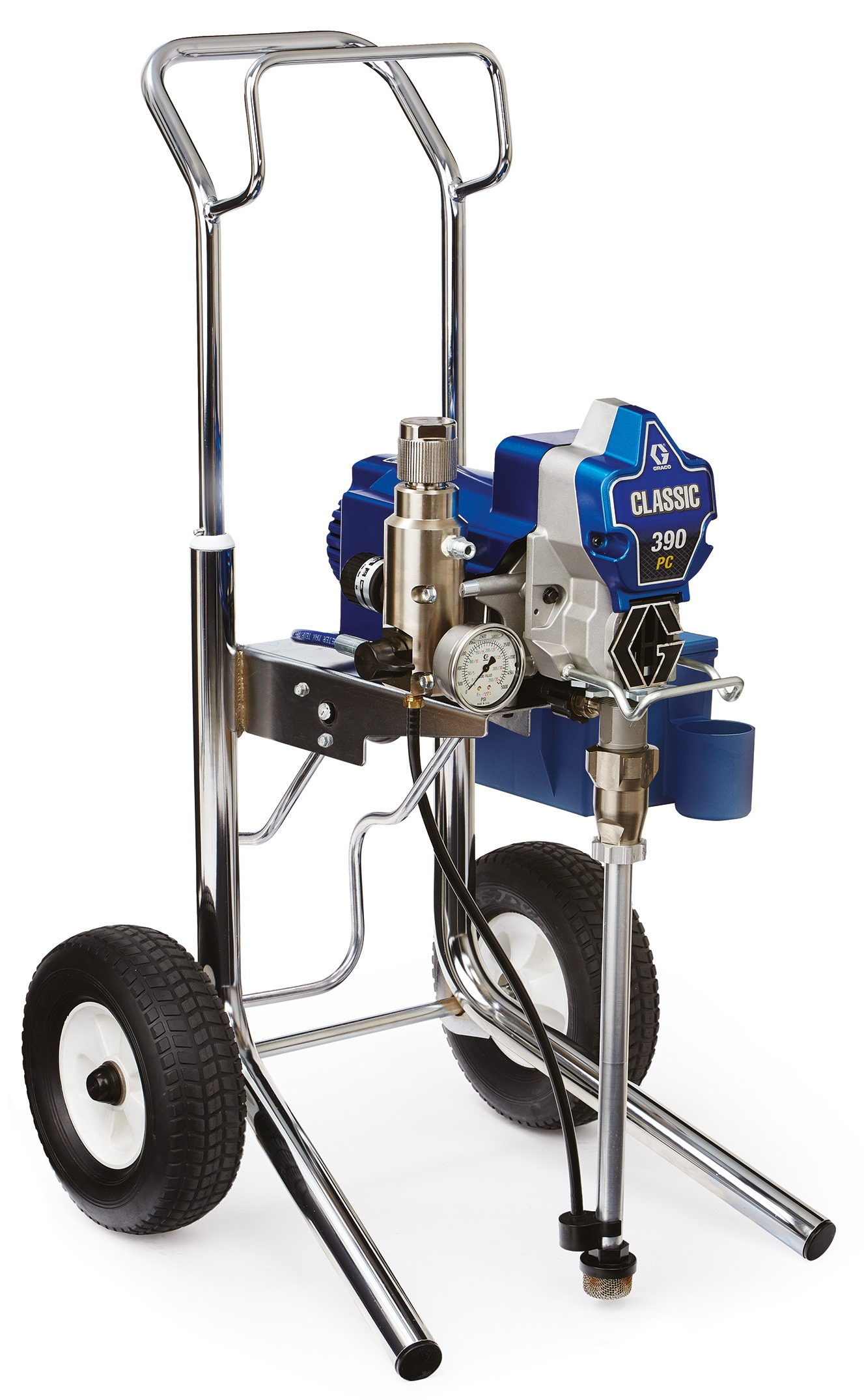 Graco Classic 390 PC hi-boy