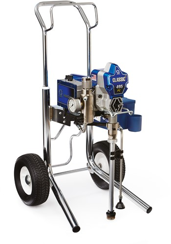 Graco Classic S 495 PC Hi-Boy