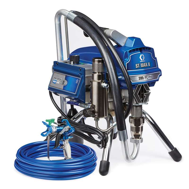 Graco ST Max II 395 PC Pro Stand Bluelink